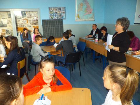 XV. Anyanyelvi vetélkedő Szőgyénben - a testvérváros, Tata szervezésében