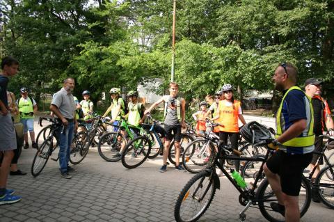 VIII. Tata-Szőgyén kerékpártúra