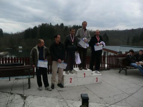Tataiak a szovátai Tavaszi futóversenyen