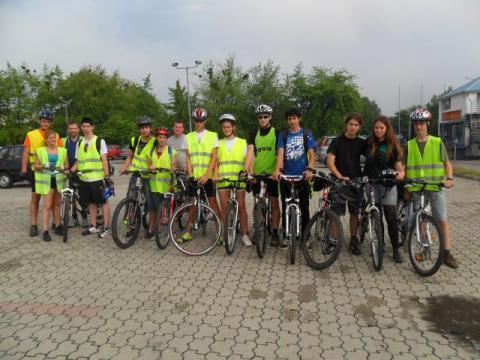 I. Tata - Szőgyén kerékpártúra