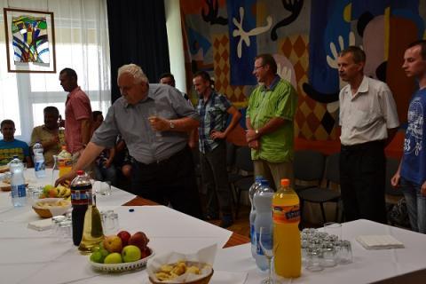 """""""Európaiak vagyunk"""" - testvérvárosi találkozó Szőgyénben"""