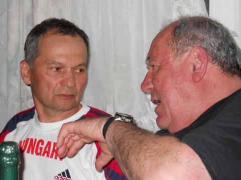 Lamatsch János és Palágyi Béla