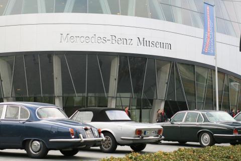 Mercedes-Benz Museum (Stuttgart)