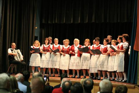 Heimatskreis Niklo (dunaszentmiklósi énekkar)