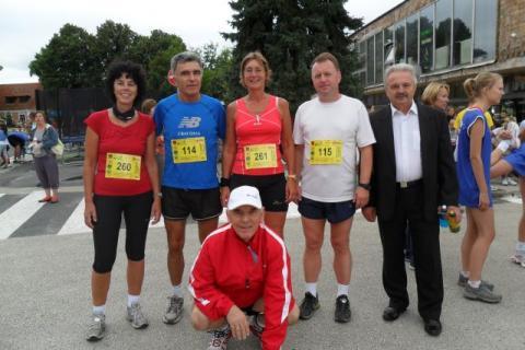 Holland és lengyel futók