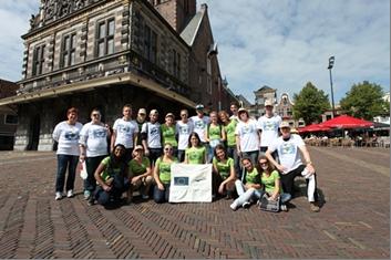 Kern8 organiseert uitwisseling tussen Alkmaar en Zusterstad Tata (Hongarije)