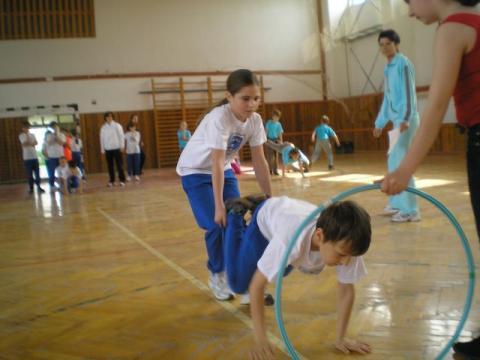 Szőgyén-Tata sportnap