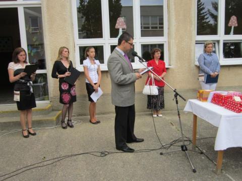 Dr. Szász Attila polgármester