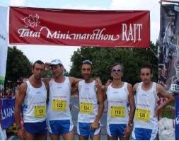 Alla maratonina di Tata (HU) una squadra dell'Half Marathon